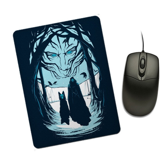 Beyond the Wall - Mousepad