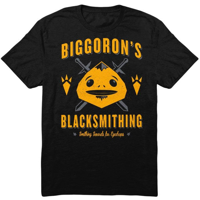 Big Goron's Blacksmithing - Youth T-Shirt