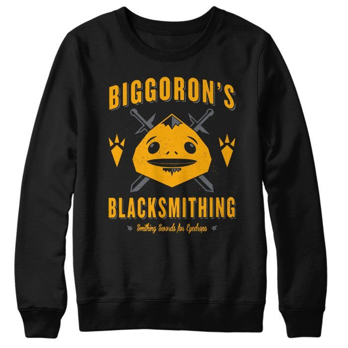 Big Goron's Blacksmithing - Sweatshirt