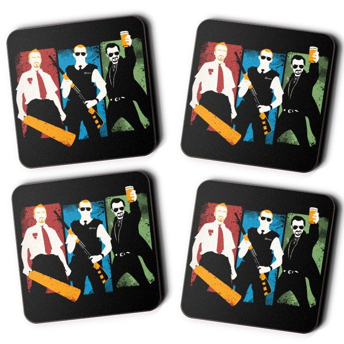 Blood and Ice Cream - Coasters