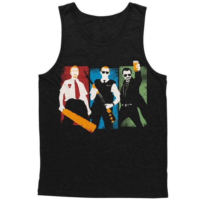 Blood and Ice Cream - Men's Tank Top