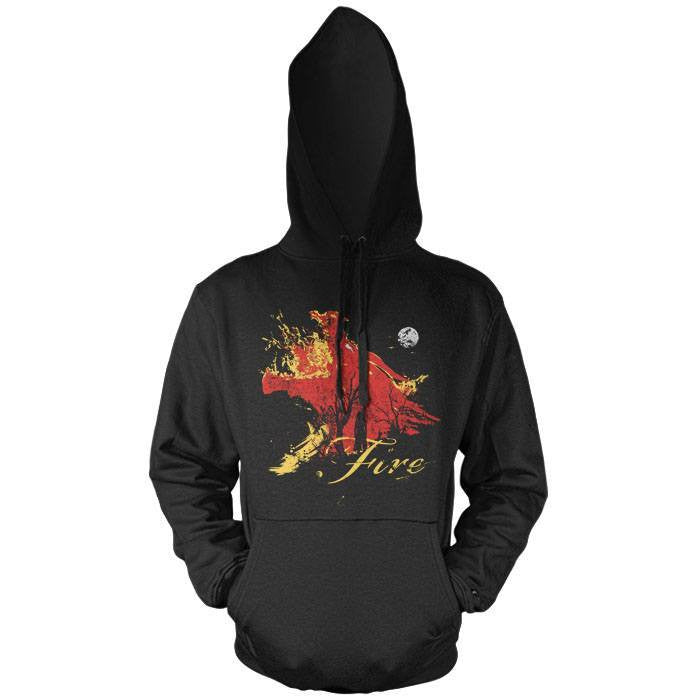 Born of Fire - Pullover Hoodie