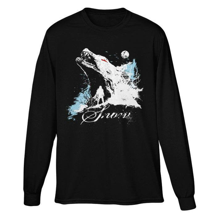 Born of Snow - Long Sleeve T-Shirt (Unisex)