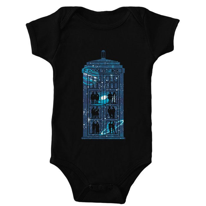 Box of Time and Space - Onesie