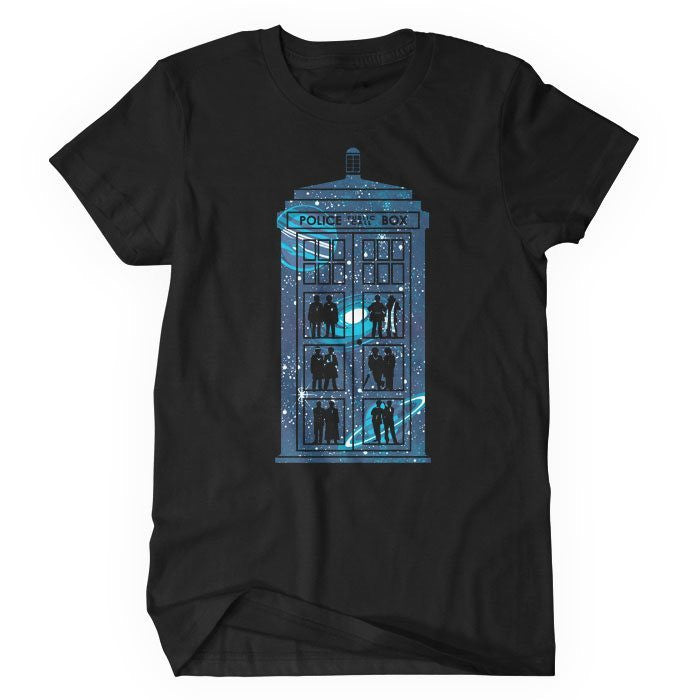 Box of Time and Space - Women's T-Shirt