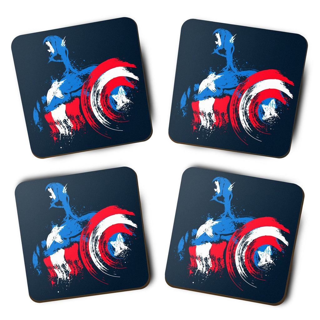Captain is Coming - Coasters