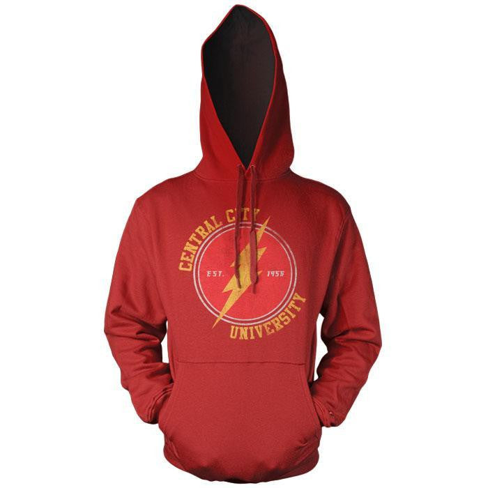Central City University - Pullover Hoodie