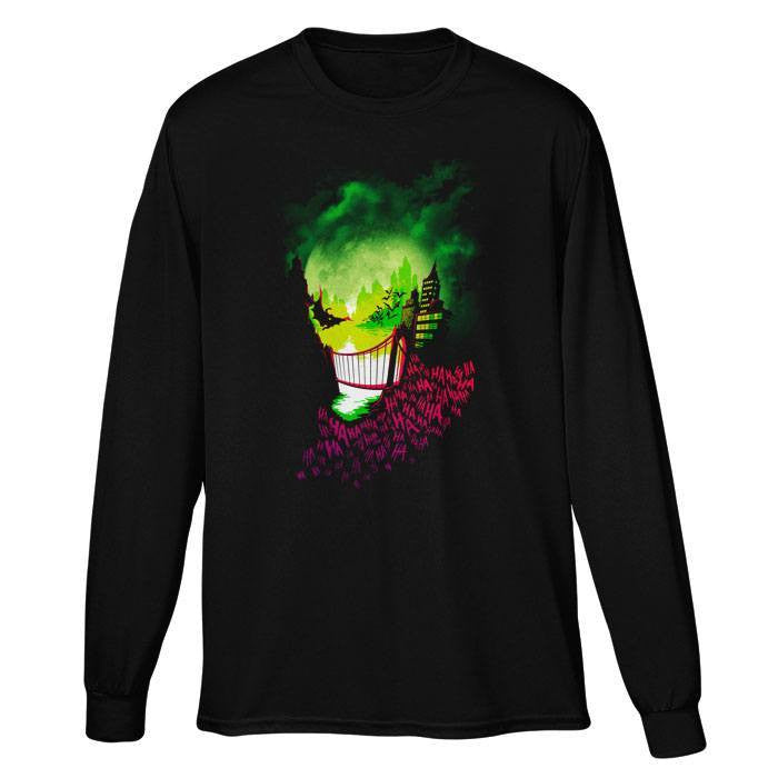 City of Smiles - Long Sleeve T-Shirt (Unisex)