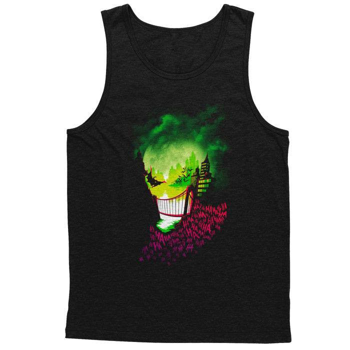 City of Smiles - Men's Tank Top