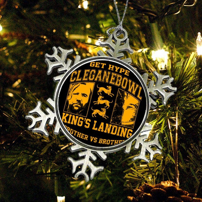Cleganebowl - Ornament