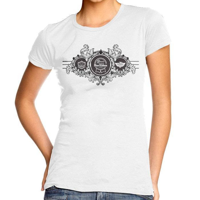 Comicare (Black) - Women's Fitted T-Shirt