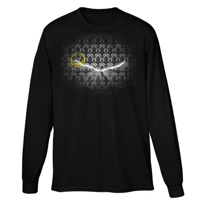 Crack in the Wall - Long Sleeve T-Shirt (Unisex)