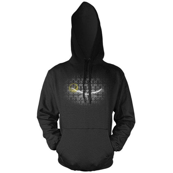 Crack in the Wall - Pullover Hoodie