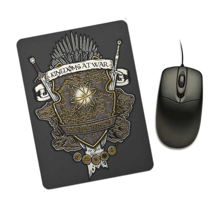 Crest of Thrones - Mousepad