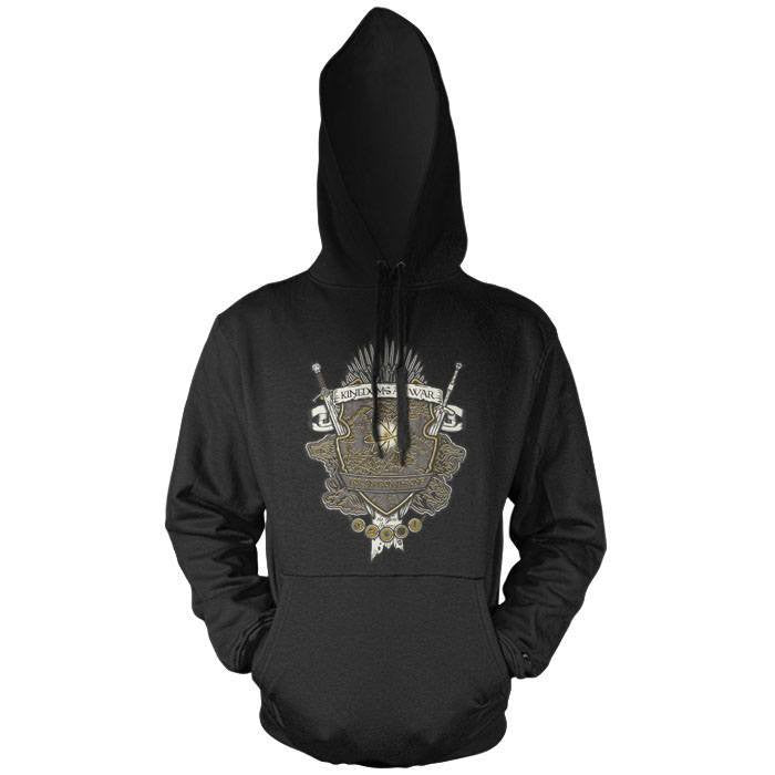 Crest of Thrones - Pullover Hoodie