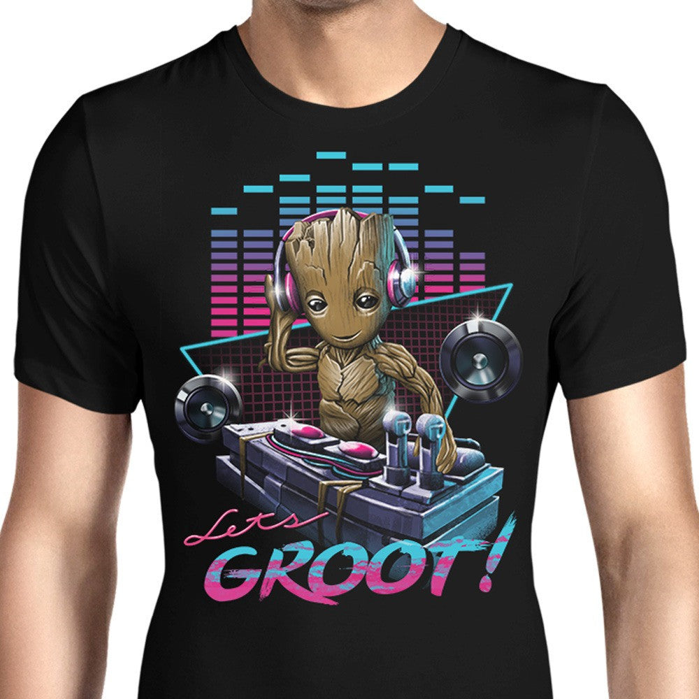 DJ Groot - Men's Apparel