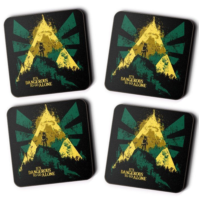 It's Dangerous to Go Alone - Coasters