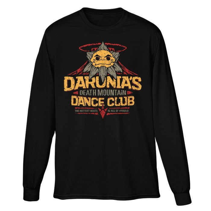 Darunia's Dance Club - Long Sleeve T-Shirt (Unisex)