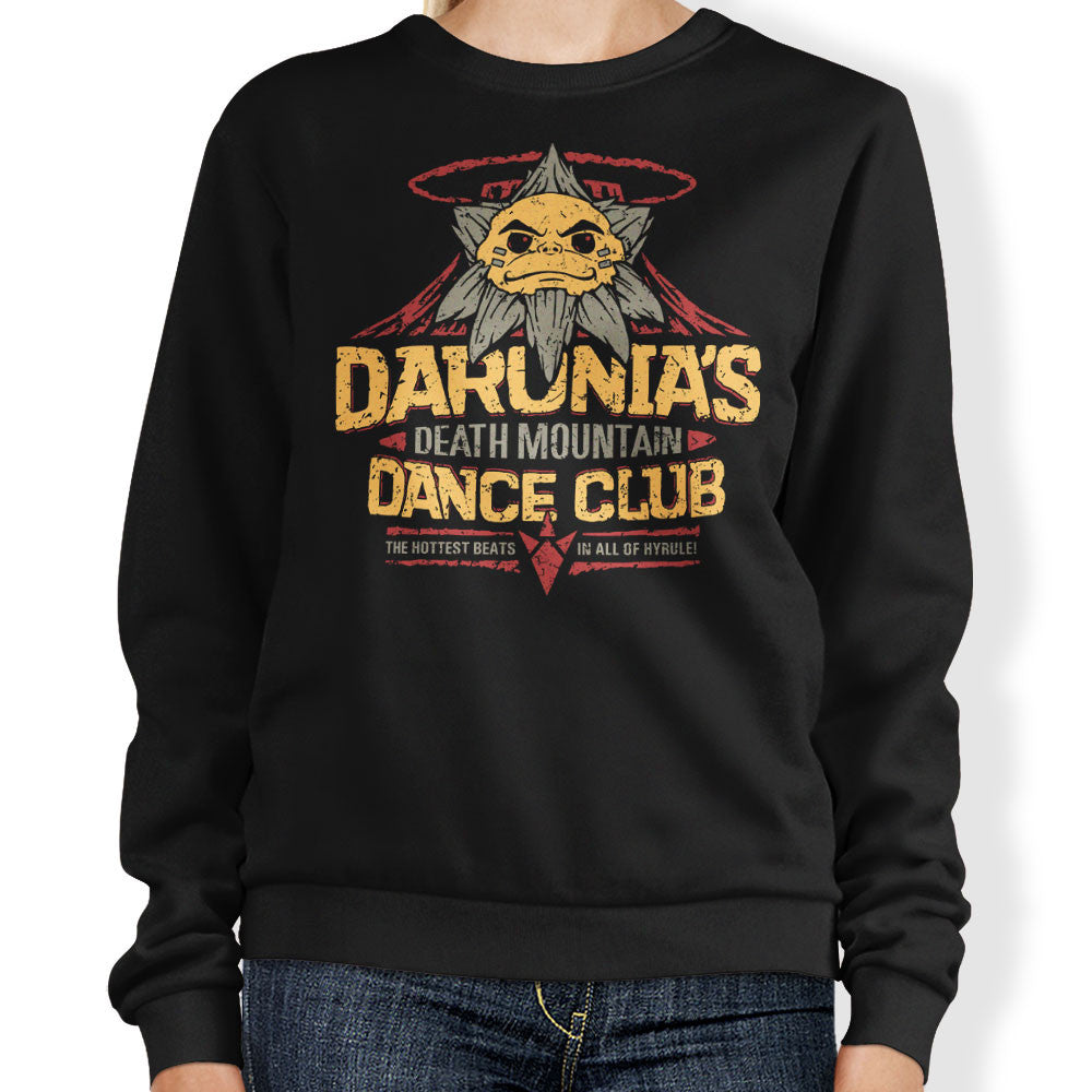 Darunia's Dance Club - Sweatshirt