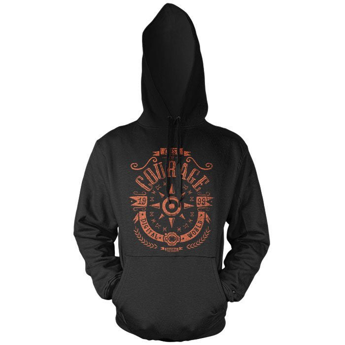 Digital Courage - Pullover Hoodie