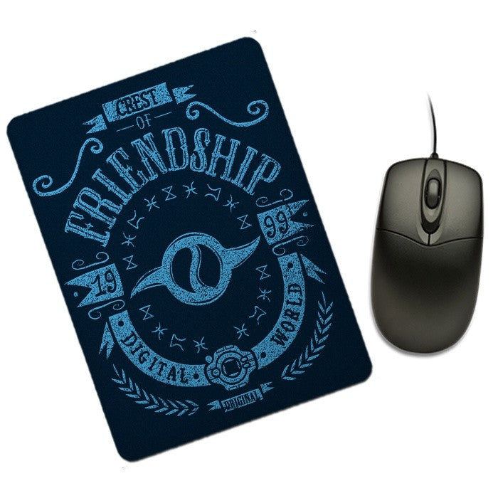 Digital Friendship - Mousepad
