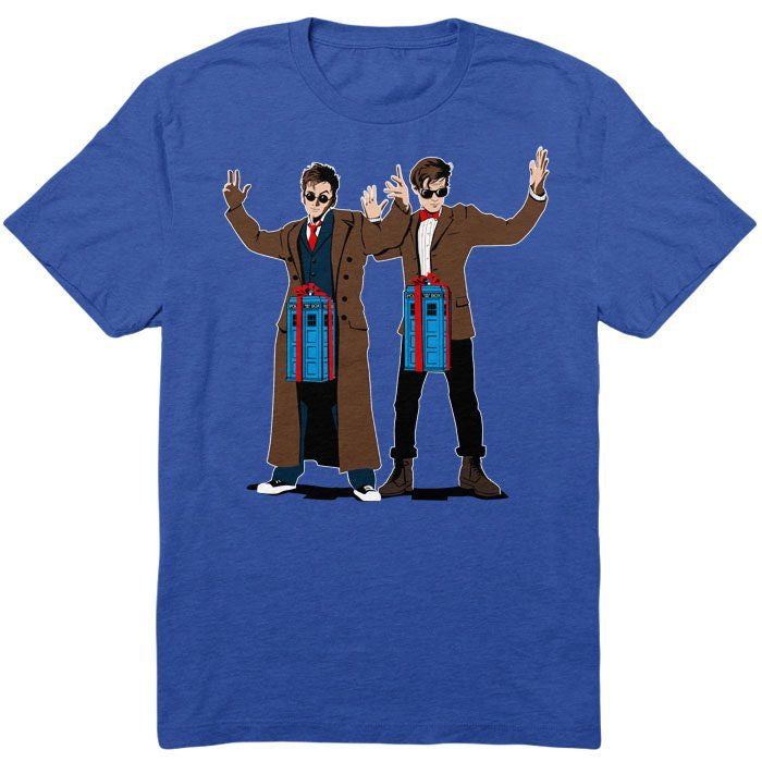 Doc in a Box - Men's T-Shirt