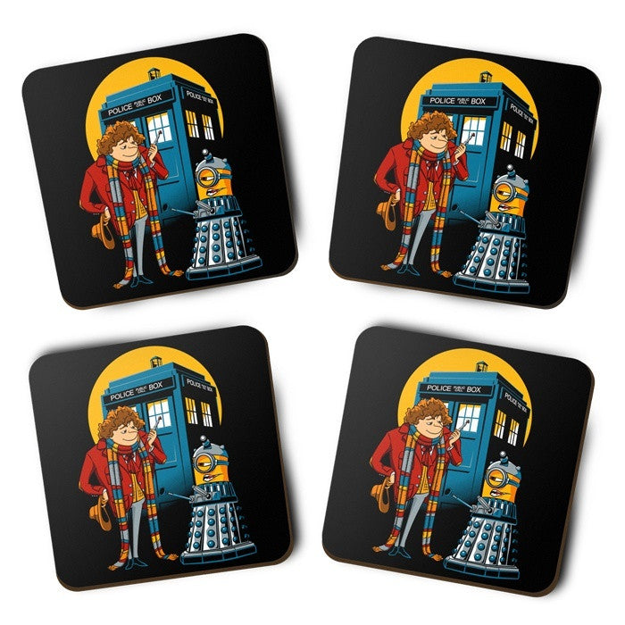 Doctor Gru - Coasters