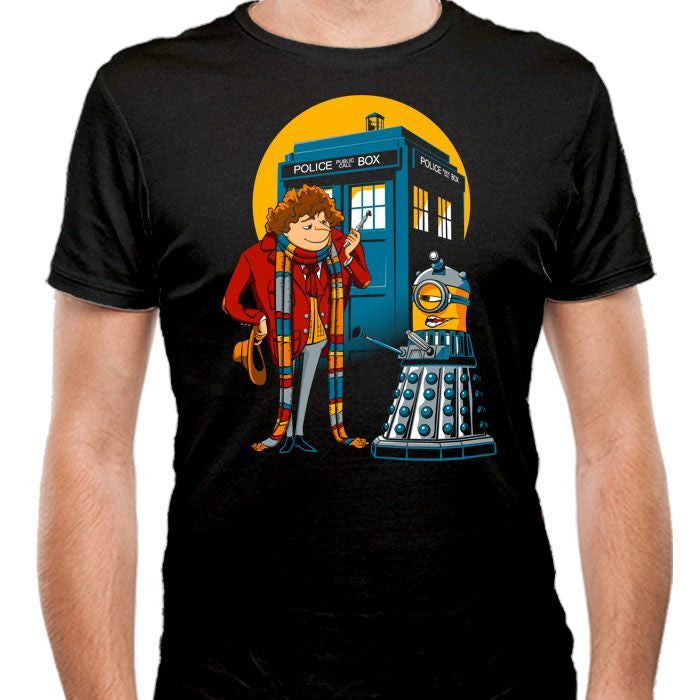 Doctor Gru - Men's Fitted T-Shirt