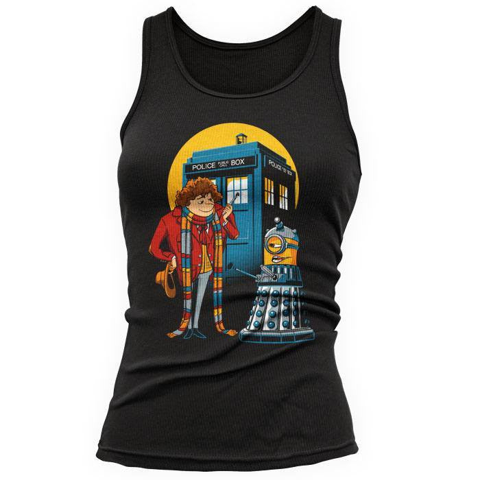 Doctor Gru - Women's Tank Top