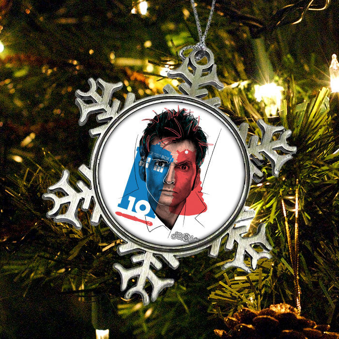 Doctor Warhol 10 - Ornament