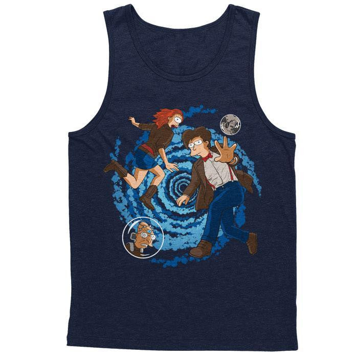 Doctorama Returns - Men's Tank Top