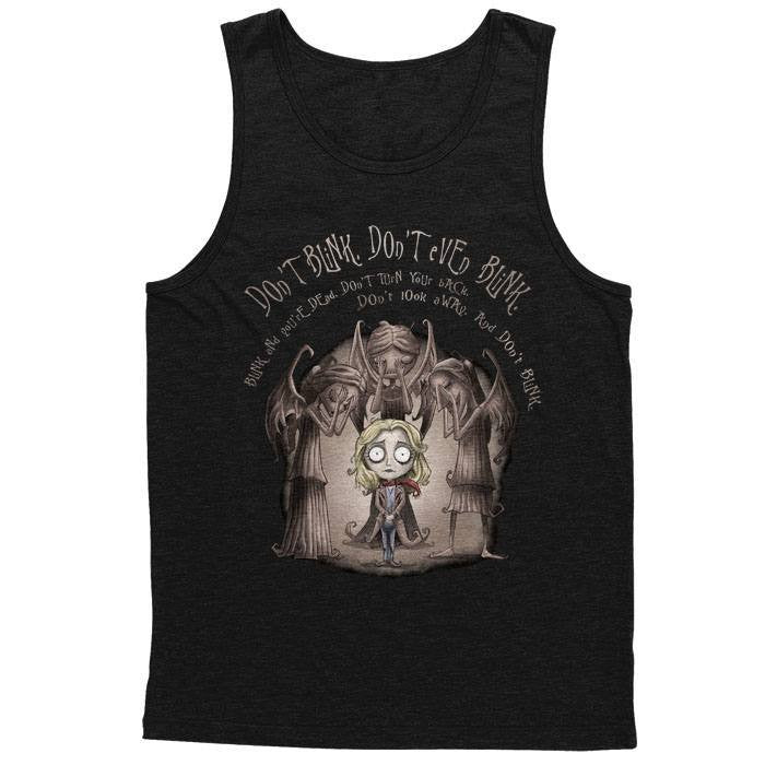 Don't Blink - Men's Tank Top