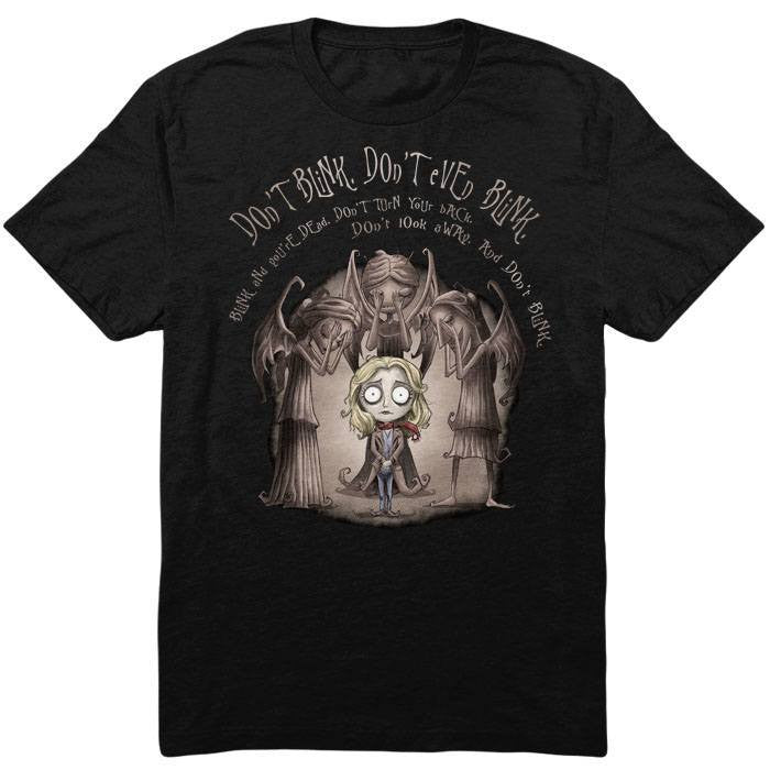 Don't Blink - Youth T-Shirt