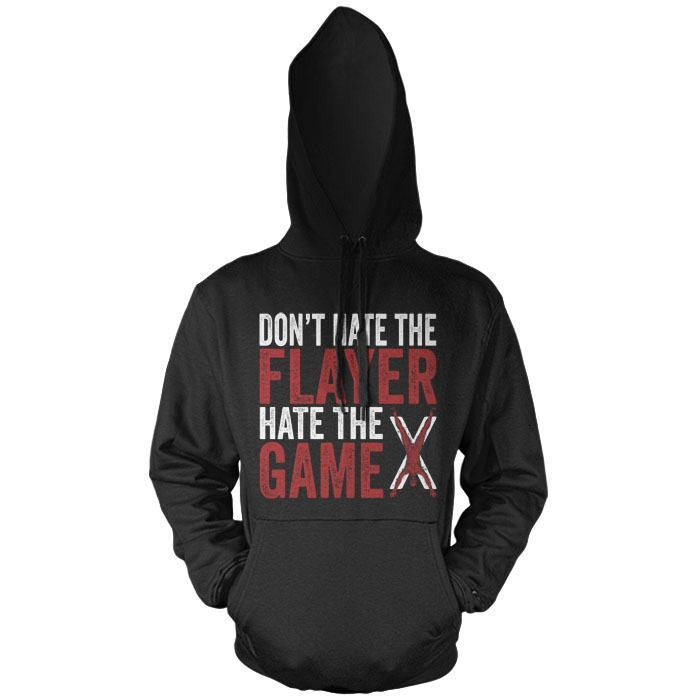 Don't Hate the Flayer - Pullover Hoodie