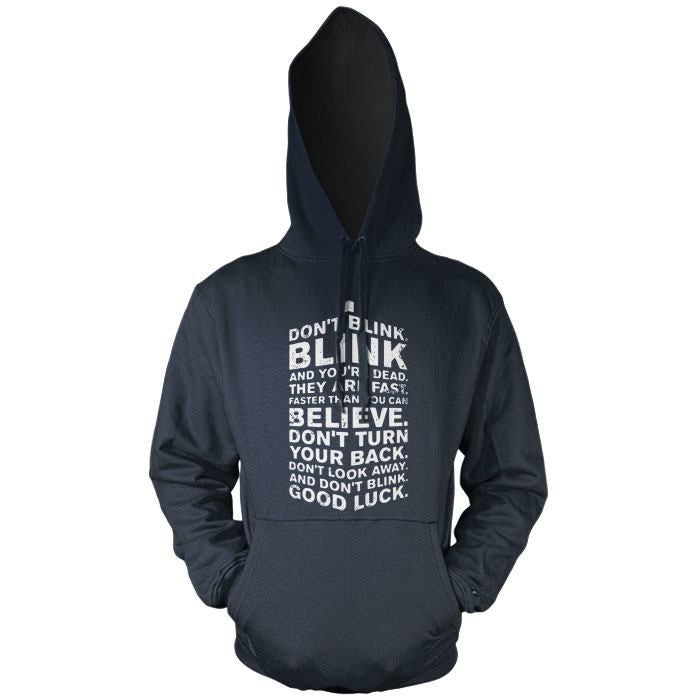 Don't Look Away - Pullover Hoodie