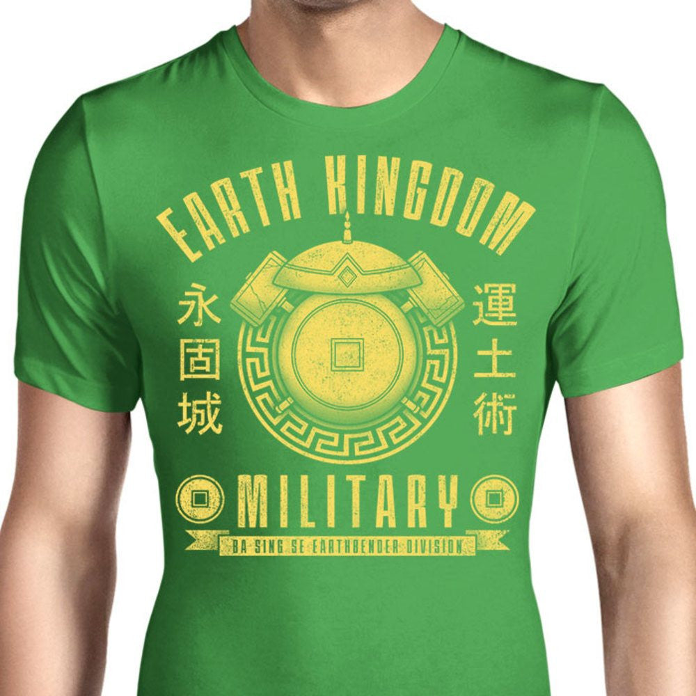 Earth is Strong - Men's Apparel