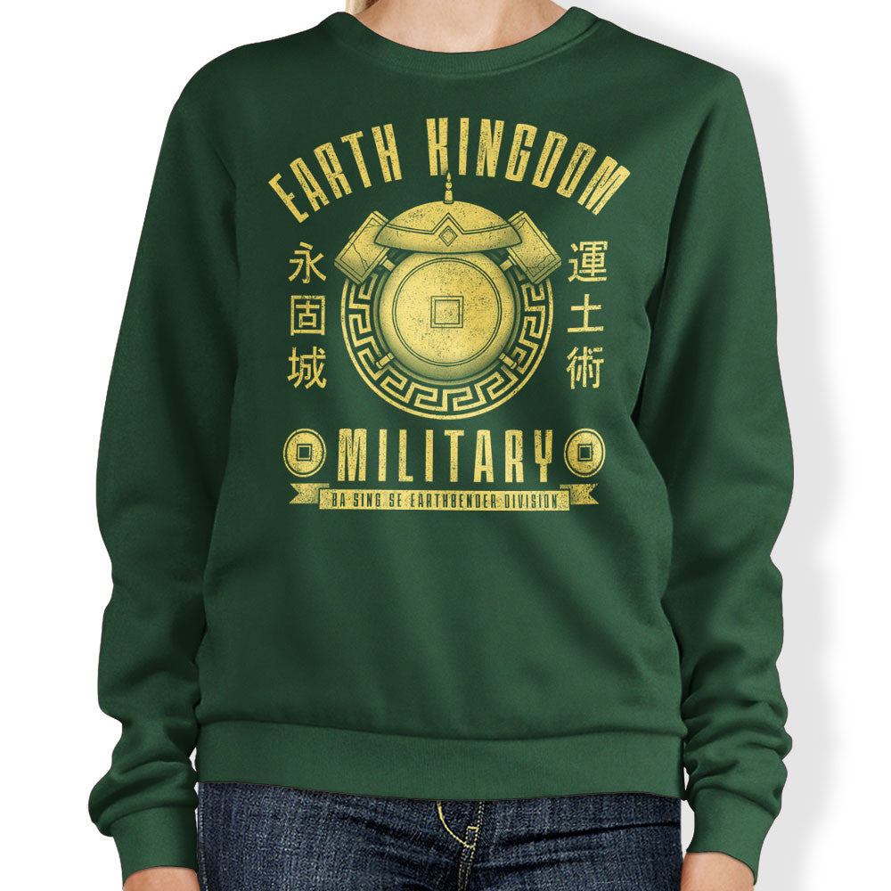 Earth is Strong - Sweatshirt