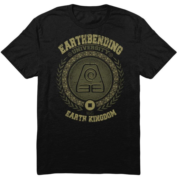 Earthbending University - Youth T-Shirt