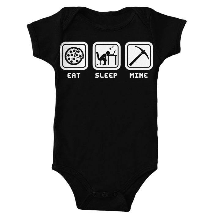 Eat Sleep Mine - Onesie