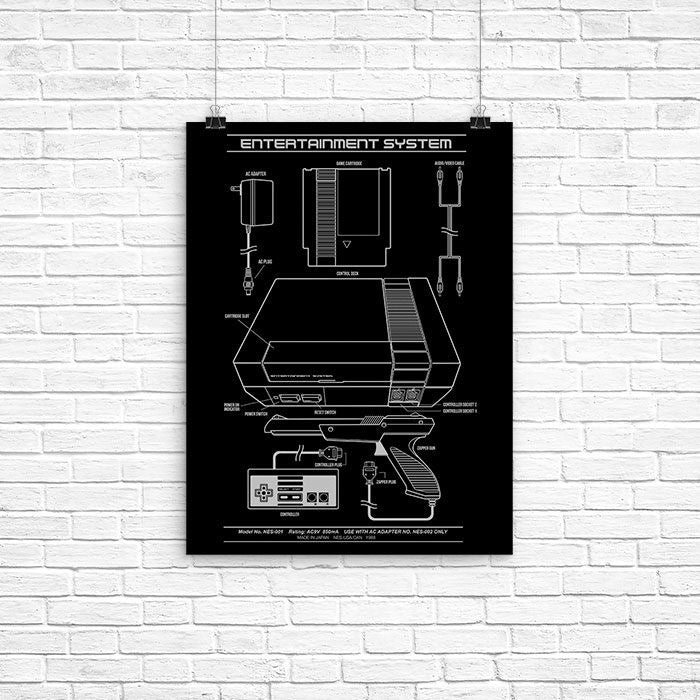 Entertainment System - Poster