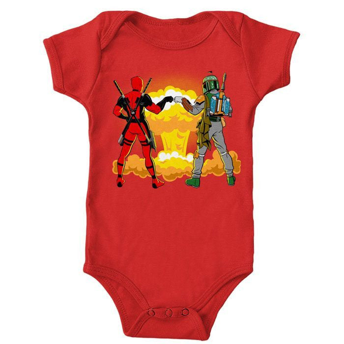 Epic Bro Fist - Onesie
