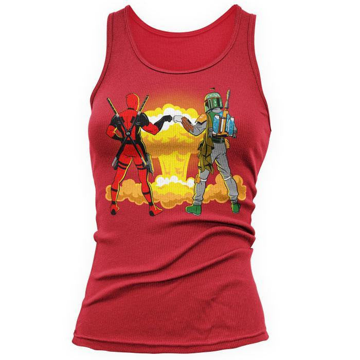 Epic Bro Fist - Women's Tank Top