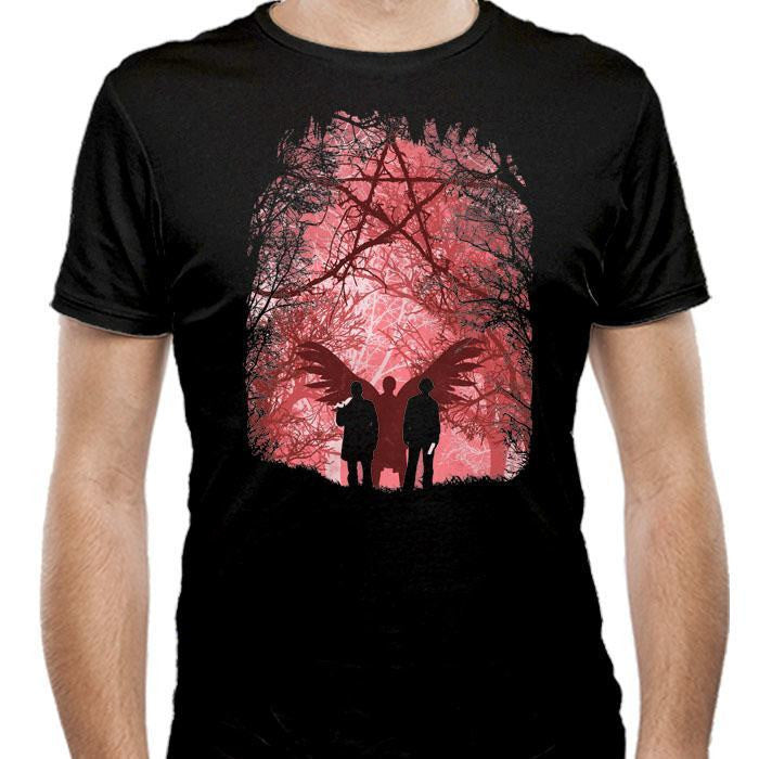 Famous Hunters - Men's Fitted T-Shirt