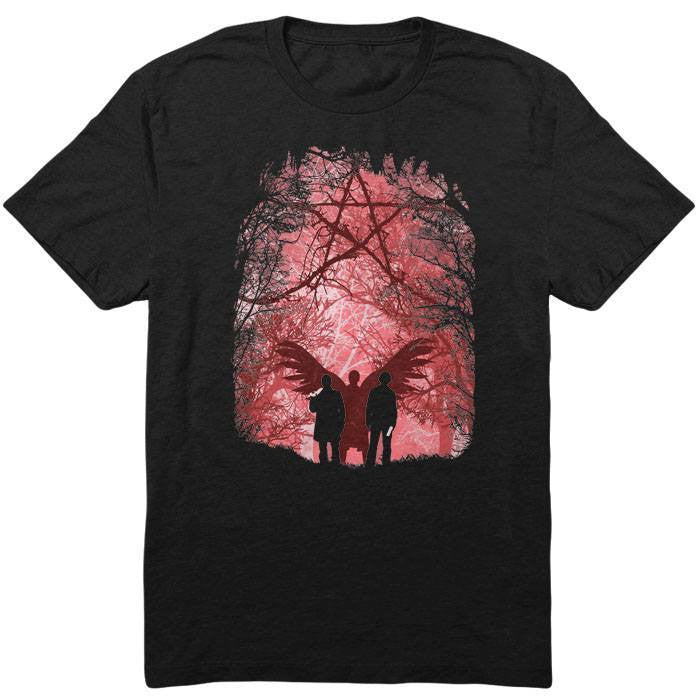 Famous Hunters - Men's T-Shirt