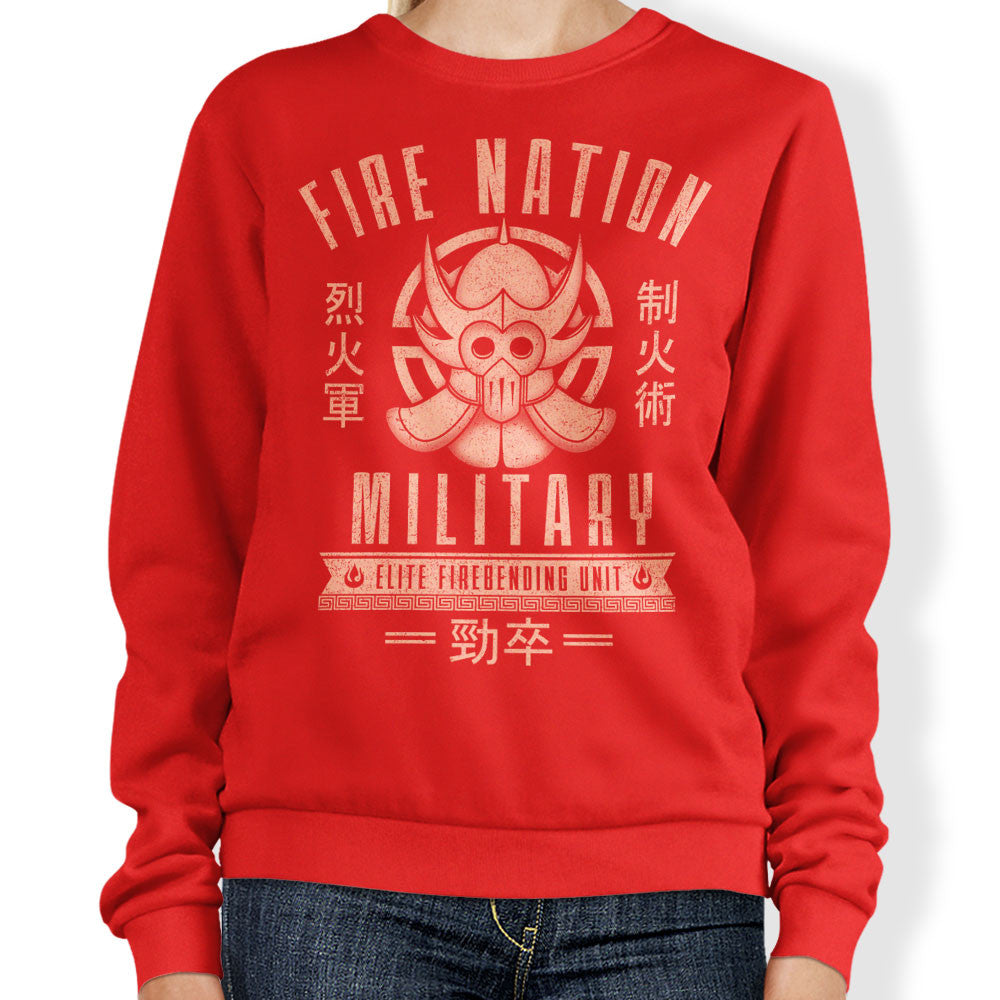 Fire is Fierce - Sweatshirt