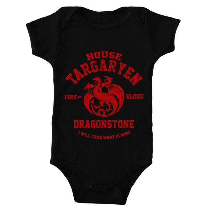 Fire and Blood - Onesie