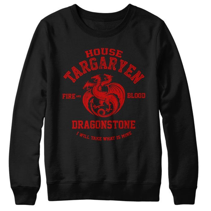 Fire and Blood - Sweatshirt
