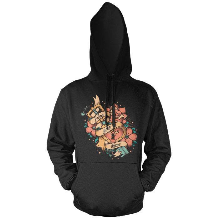 Follow Your Heart - Pullover Hoodie