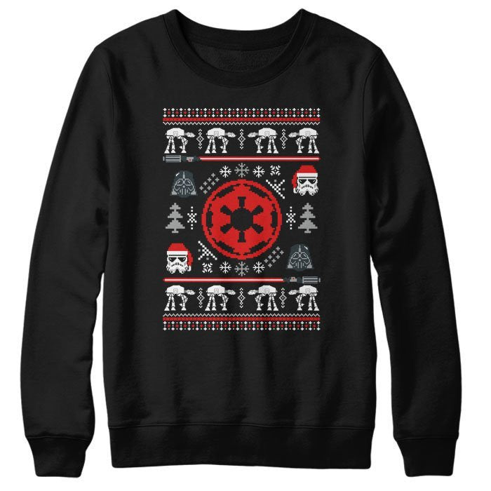 Galactic Holiday Sweater - Sweatshirt