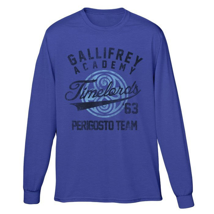 Gallifrey Academy - Long Sleeve T-Shirt (Unisex)